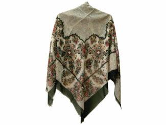 روسری نخی ریشه پرزی کد 412