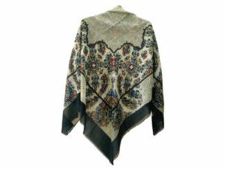 روسری نخی ریشه پرزی کد 413