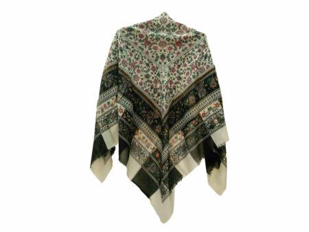 روسری ریشه پرزی نخی کد 474