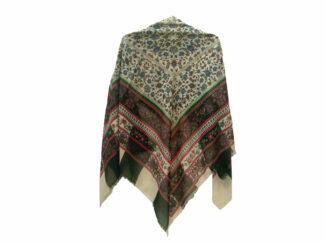 روسری ریشه پرزی نخی کد 475