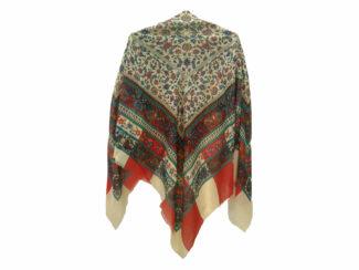 روسری ریشه پرزی نخی کد 476