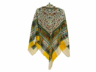روسری ریشه پرزی نخی کد 477