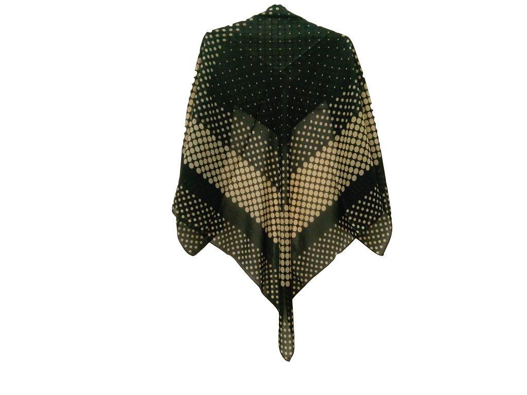 روسری حریر کرپ کد 483