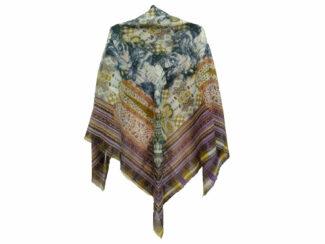روسری ریشه پرزی نخی کد 496