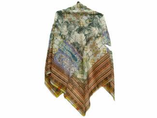 روسری ریشه پرزی نخی کد 497