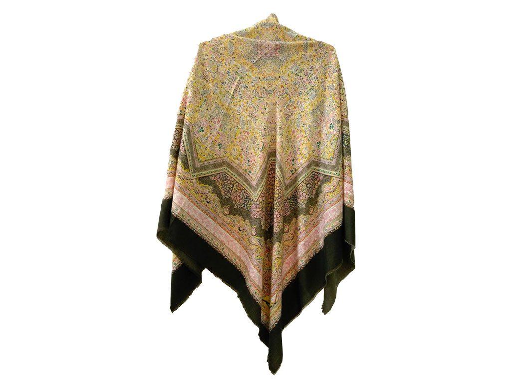 روسری نخی ریشه پرزی کد 622