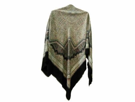 روسری نخی ریشه پرزی کد 627