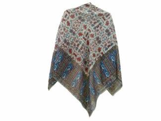 روسری نخی ریشه پرزی کد 642