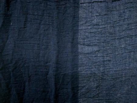 شال کنفی هنرمندی سرمه ای 764