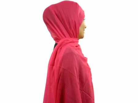 شال سرخابی سوپرنخ 853 | خرید اینترنتی شال و روسری