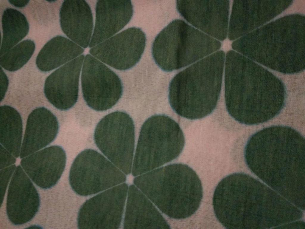 روسری طرح گل صورتی طوسی 873 | خرید شال طرح گل | شال صورتی طوسی | خرید اینترنتی شال
