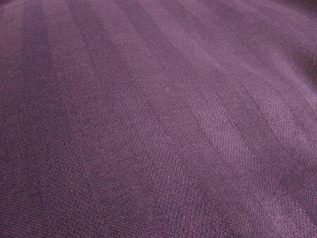 روسری نخی بادمجانی 906 | خرید روسری بادمجانی قواره بزرگ | فروشگاه تخصصی شال و روسری کاشانه