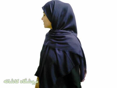 مدل روسری بادمجانی